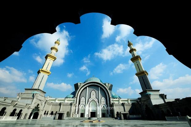 Wilayah Mosque