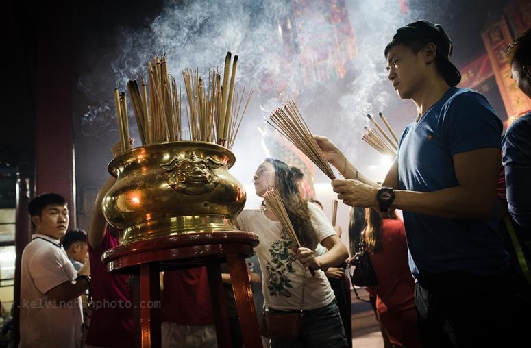 Guandi Temple, Chinatown
