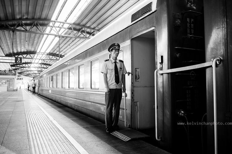 Trans-Siberian Rail china