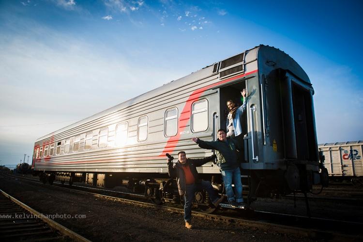 trans-siberian rail