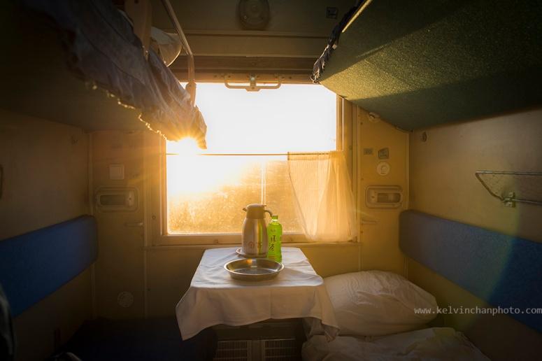 Trans-Siberian Rail beijing