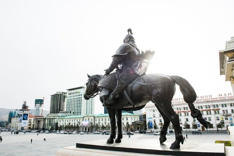 Sukhaatar Square