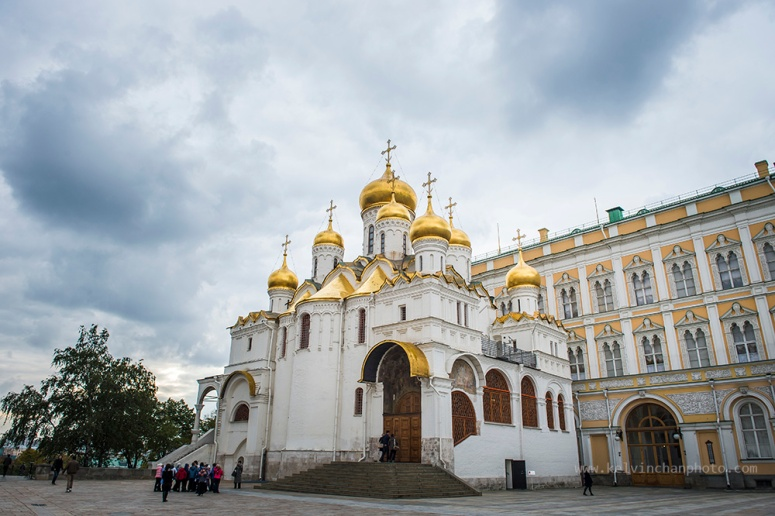 The Cathedral of the Annunciation, moscow