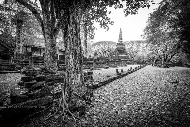 Si Satchanalai Historical Park, Thailand