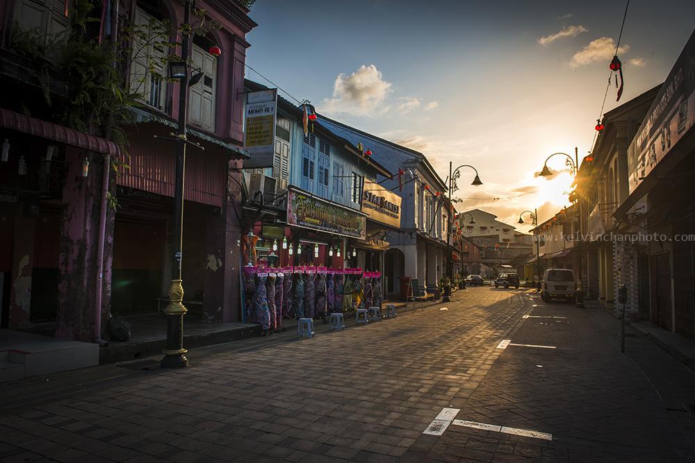 China town, Kuala Terengganu, Malaysia