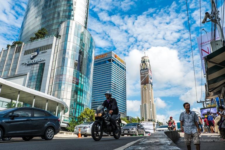 Bangkok city
